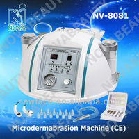 NV-8081 dermabrasion Crystal and Diamod Scar Removal Microdermabrasion Crystal Peeling Micro Dermabrasion Beauty Machine CE