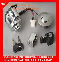 Manufactory Gs125 Motorcycle Ignition Switch For Zhujiang