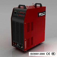 Inverter AC DC pulse aluminium argon welding machine WSME-315 TIG welder