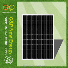high efficiency best price solar panel for hydro generator