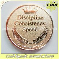 2014 Promotional gift souvenir silver coins,custom challenge coin,copy coin
