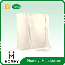 2015 Newest Luxury Quality Advantages Price Custom Design Fabric Plain Canvas Tote Bag