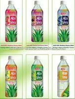 100% Aloe Vera Juice With Pulp
