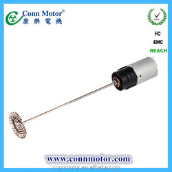 China manufacture First Choice 60mm big torque dc motor with gearbox