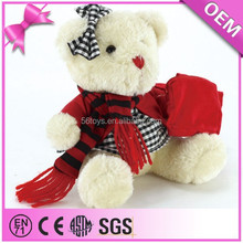 China Wholesale Cheap Plush Soft Teddy Bear Toy