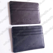 leather promotional checkbook cover manufactures card holder