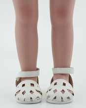 """Wholesale 18"""" doll accessories sandals shoes for American girls/BJD doll parts"""