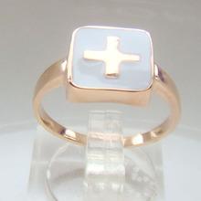 joyería de moda anillo de plata Hecho de fabricación de China Anillo al por mayor