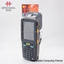 Factory price Rugged handheld Industrial android 4.3 os fingerprint reader tablet