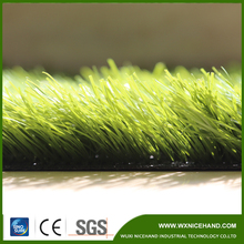Indoor soccer turf with 50mm pe olive colors