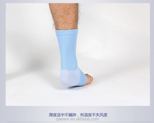 Professional ankle protection sleeves,basketball/soccer/baminton/bicycle sporting compression ankle sleeves