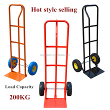 two wheel foldable hand trolley HT1805