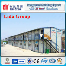 easy assmbled steel temporary building for labor camp