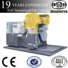 Tl780 alimentación automática de troquelado Hot Stamping Foil Machine