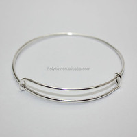adjustable wire bangle, fashion and popular bracelet in 2015