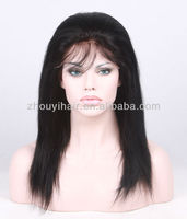 High quality and factory price glueless small head wig