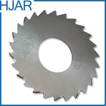 stainless steel sheet slotting blade