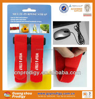 Hook&Loop cable strap, reusable cable tape plant tie tape