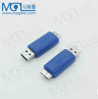 mobile phone usb micro male OTG connector