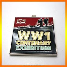 Factory custom war medals ww1 medal