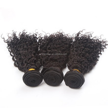 wholesale unprocessed large stock hair manufacture malaysian hair extension kinky curly brazilian hair weave free shipping