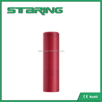 sanyo 18650 batttery cell 3.7v UR18650ZY 2600mah lithium ion battery Made in China