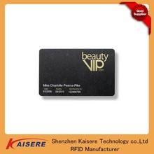 High quality pvc plastic vip card