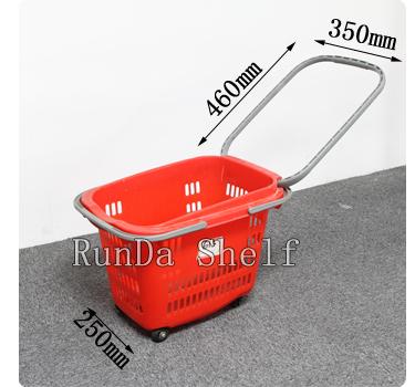 Trolley Shopping Basket (3)