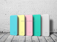2015 New Design Thin 10000mAh Portable Power Bank For Mobile Tablet