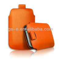 New! Elegant leather can pull tab case cover