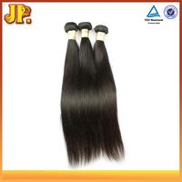 JP Hair 8A Grade High Feedback 100% Raw Unprocessed Straight Virgin Peruvian Hair