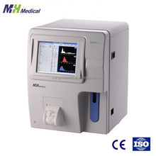 MH product with after-sales service China CE&ISO Approved automatic hematology analyser