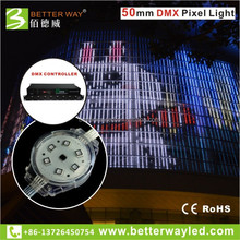 50mm modules IP67 led video modules 24v china modules
