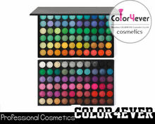 Wholesale makeup 120 colors eyeshadow palette OEM/ODM factory cosmetics make your own brand