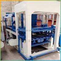 Perfectly Textured Hydraulic Paver Block Machine