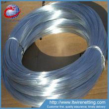 Alibaba China Golden Supplier 4 gauge 6 gauge 8 gauge Galvanized iron Wire