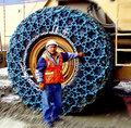 tractor de césped cadenas de nieve hecha en china