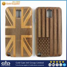 [NP-2389] Wood Phone Case Cover for Samsung for Galaxy Note 3
