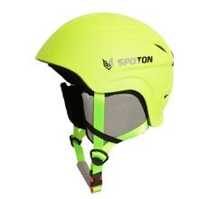 2015 new model US EPS material kids ski helmet
