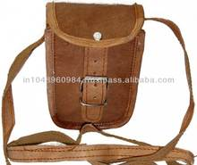 Stylish Leather Bags and Pouches