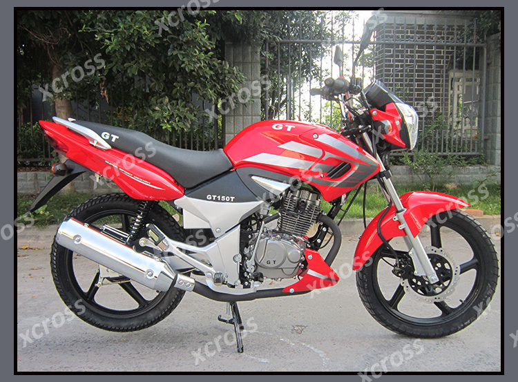 Tiger 2000 New Style 200cc Street Motorcycle Chinese Cheap For Sale XM200T