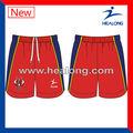espanha jersey personalizado rugby shorts meninos shorts de rugby