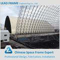 Pré-fabricadas design inoxidável espaço estrutura pré-fabricada de aço galpão