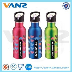 Hot Sale wide-mouth stainless steel sports water bottle