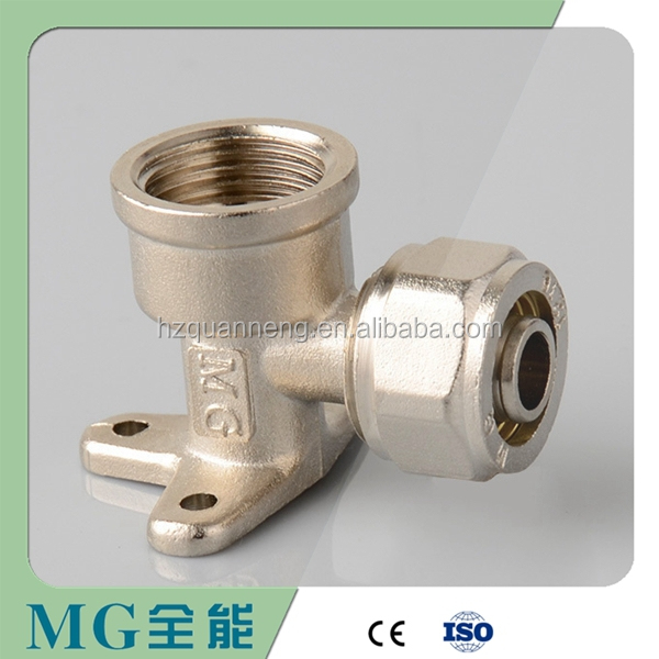 Male female threaded union pipe fittings for ppr
