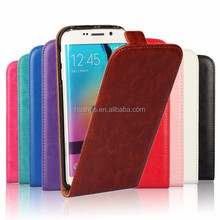 Best Price Mobile Phone PU Leather Flip Case For Samsung Galaxy S6 Edge
