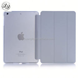 Professional export experience Supply Crystal clear PC Back Cover cover for ipad mini