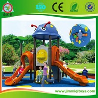 High level Newest child toy playground slide,entertainment play for kids, childhood playground facility