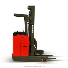 battery operated forklift With CE certificate Electric reach truck