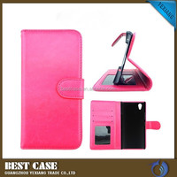 Hot selling mobile phone Case flip leather Case For Lenovo P70 cover